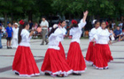 White Plains New York - home tothe Hispanic day parade
